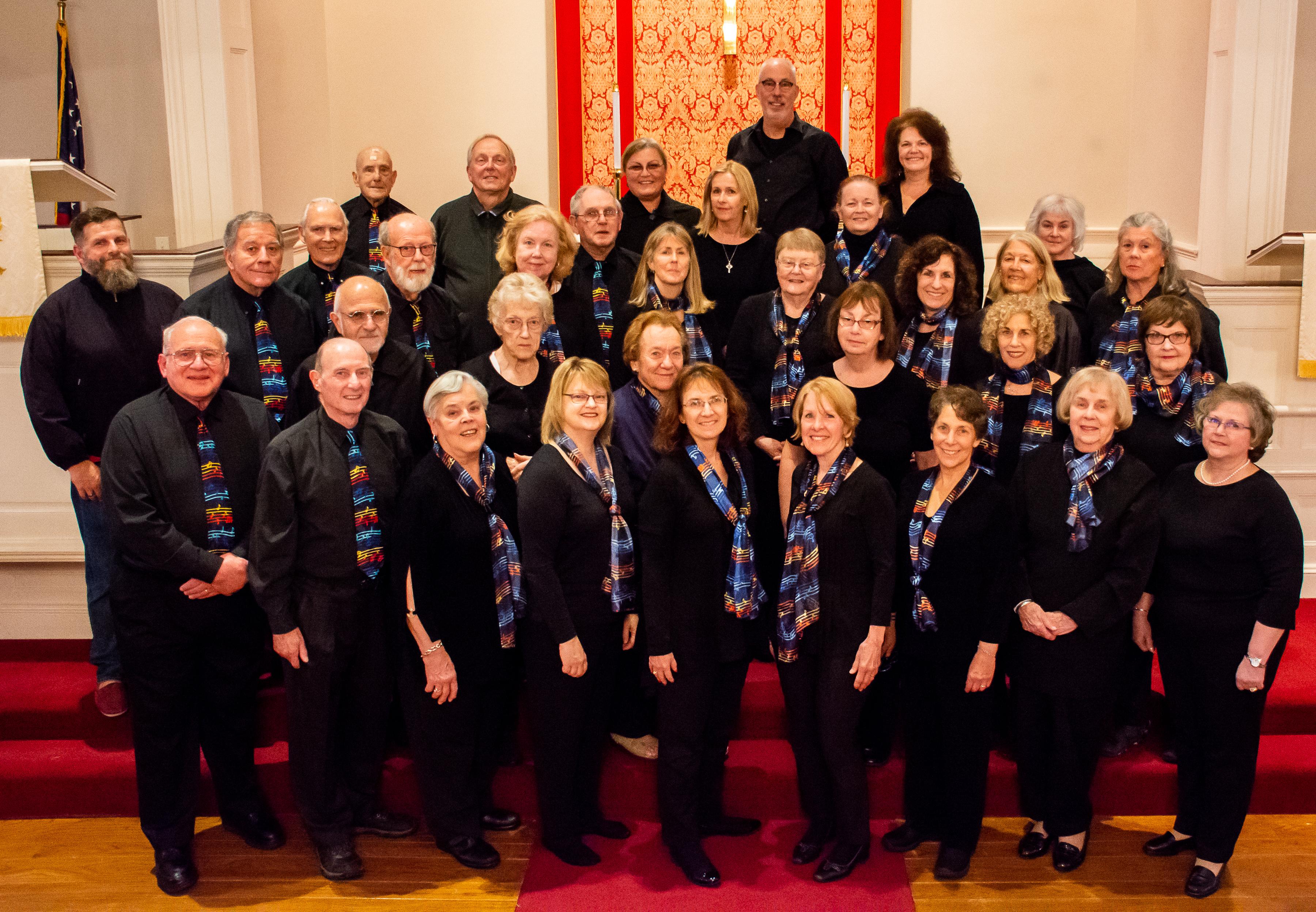 Greater Falmouth Community Chorus Website